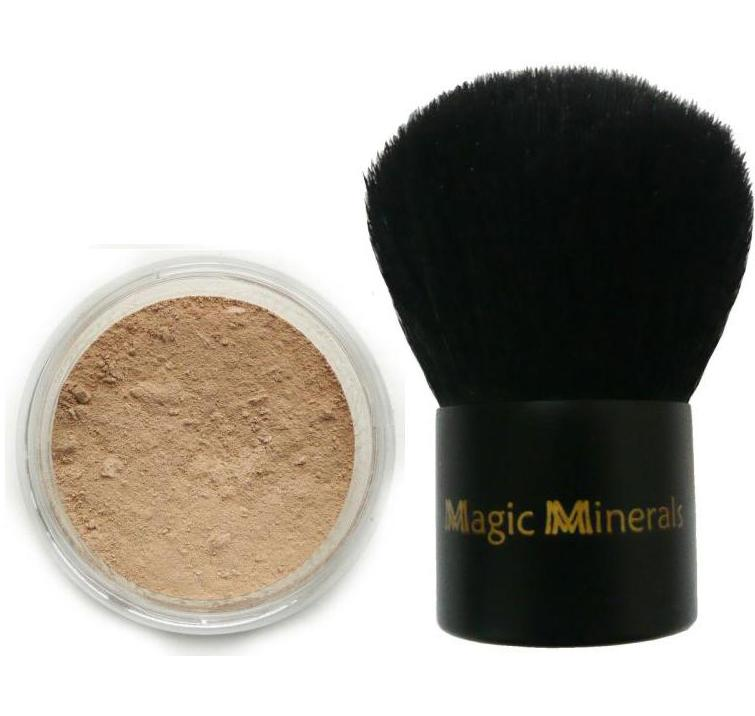 Medium Beige Magic Minerals 2 vnt. rinkinukas