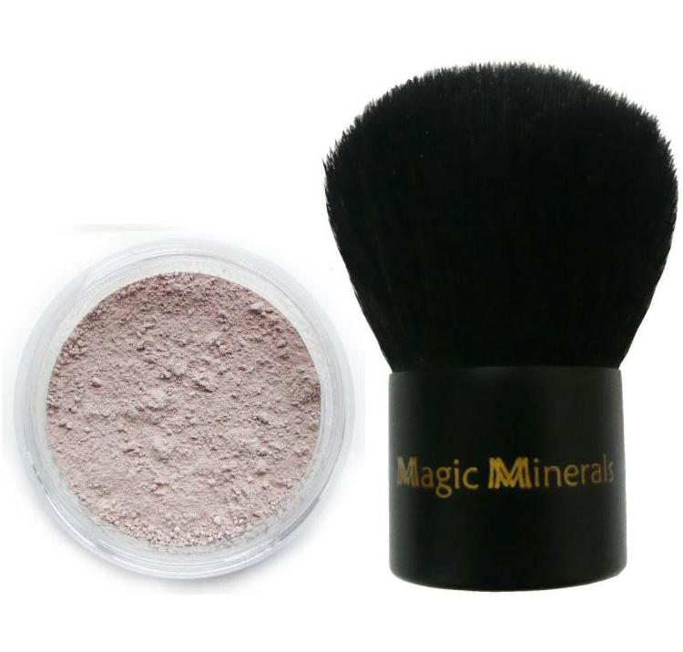 Medium Bisque Magic Minerals 2 vnt rinkinukas