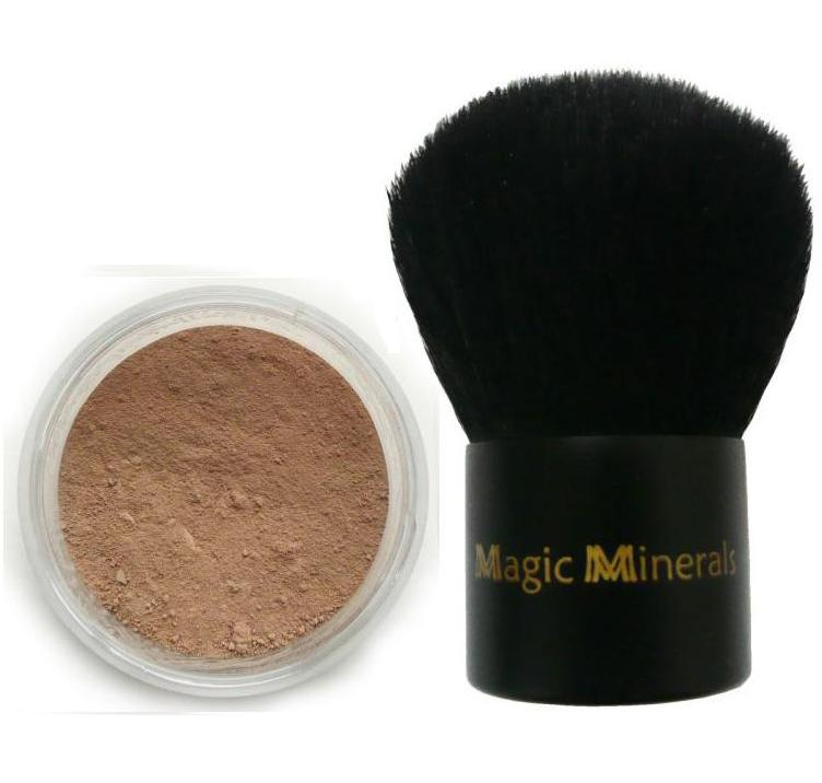 Tan Magic Minerals 2 vnt. rinkinys