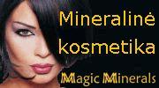 Mineralinë kosmetika - Magic Minerals - www.magicminerals.lt